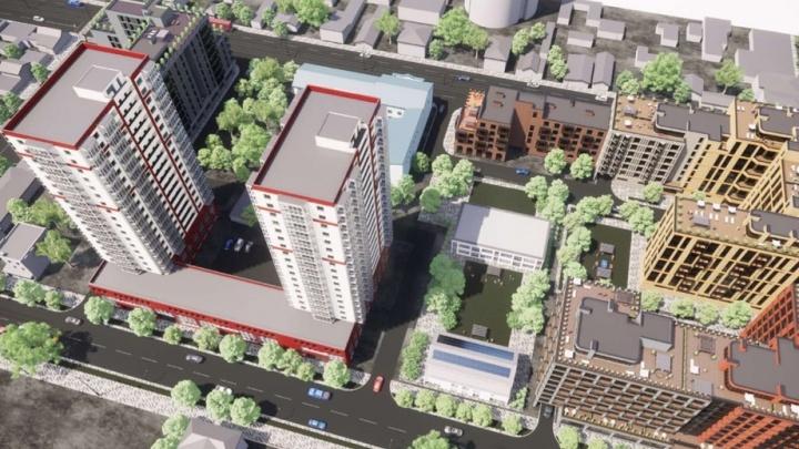 Самарцы дали добро на строительство многоэтажек в центре города