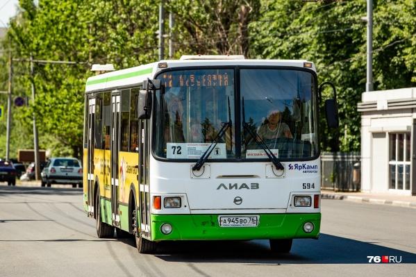 """Новые транспортные карты начнут действовать с <nobr class=""""_"""">14 июля —</nobr> в тот самый день, когда автобусы выедут по новой транспортной схеме"""