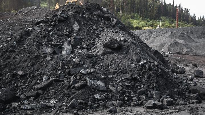 Глава Кемерова Середюк проверил угольные склады после жалоб горожан на качество топлива