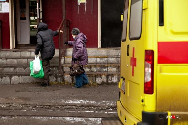 Пожилой житель Тюмени чуть не задохнулся, когда проглотил лавровый лист