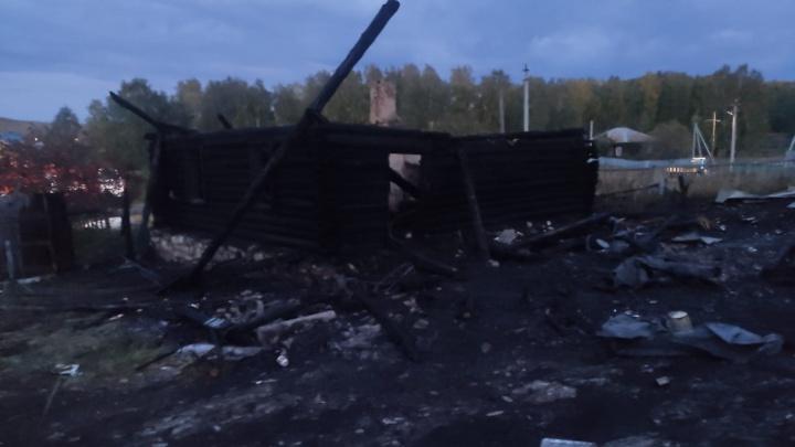 «У мамы были проблемы с алкоголем»: в Башкирии возбудили уголовное дело из-за смерти подростка на пожаре