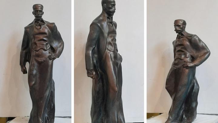 В Самаре определились с тем, как будет выглядеть памятник миллионеру Головкину