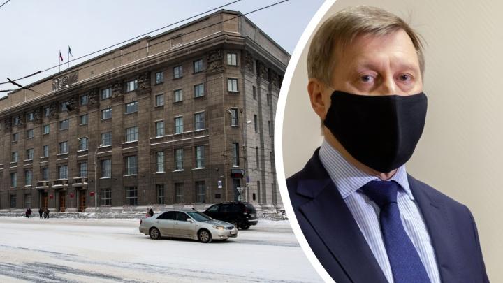 «Пока заявок на встречу не было»: мэр заявил, что готов говорить с депутатами, которые не успели задать ему вопросы