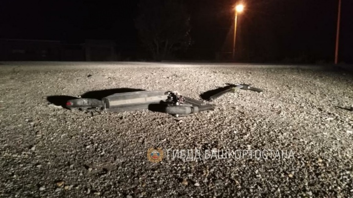 В Башкирии поймали мотоциклиста, сбившего школьницу на электросамокате