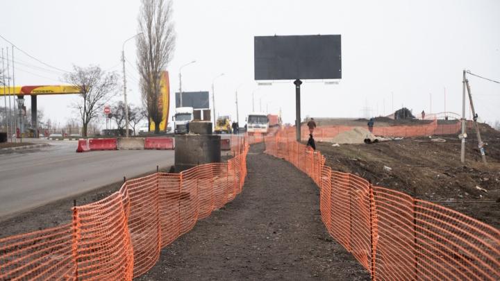 Движение машин по мосту на Малиновского откроют в июле