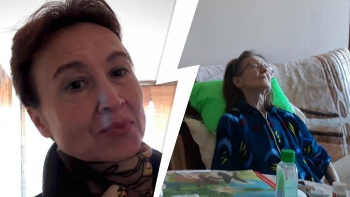 Лечили сердце, но у нее был рак. История екатеринбурженки, которая за 4 месяца похудела до 30 кг