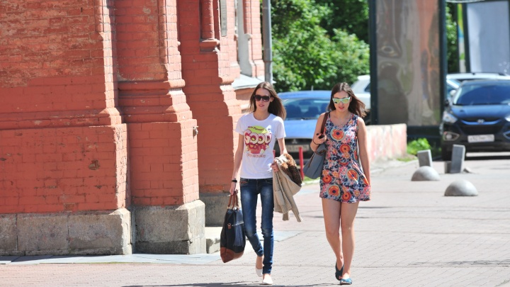 Мы еще вспомним эту жару добрым словом! В Екатеринбурге похолодает до 14 градусов