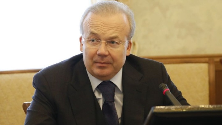 Назаров заявил, что в Башкирии начнут производить аэротакси