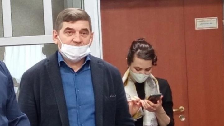 Экс-директора УКСа Прикамья обвинили в злоупотреблении полномочиями при берегоукреплении в Усть-Качке