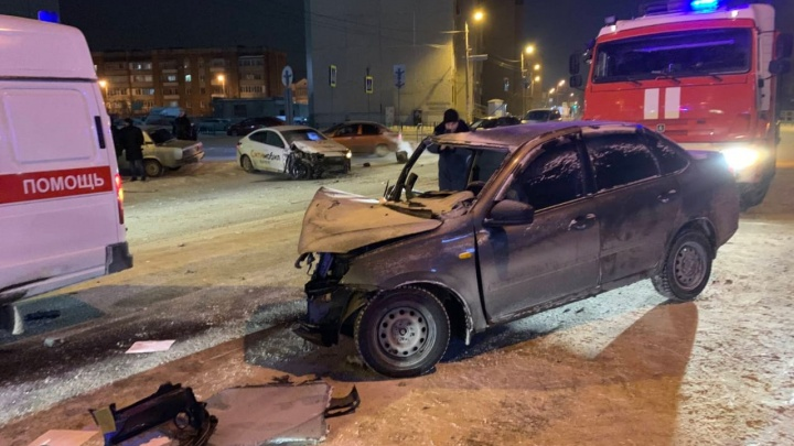 В Челябинске задержали полицейского, который пьяным устроил смертельное ДТП и сбежал с места аварии