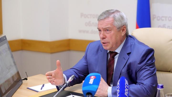 Голубев пообещал ужесточить ограничения вгородах, которые застрянут в«красной» зоне