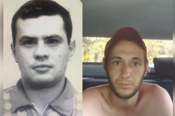 Полиция распространила фотографии беглецов