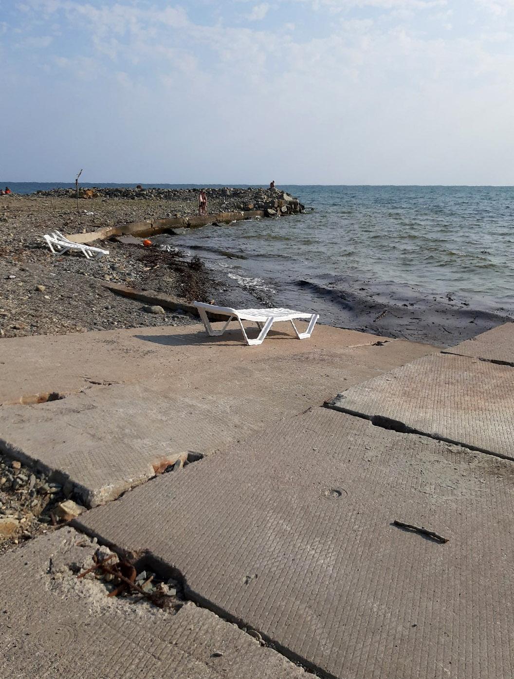 Санаторий «А-море»<br /><br />автор фото читательница «Фонтанки» Екатерина