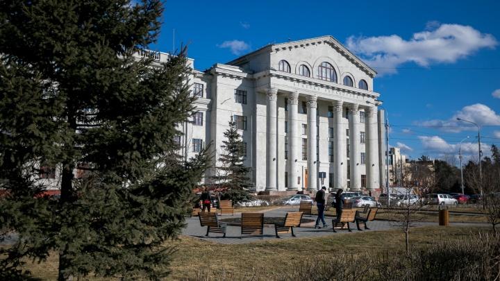 Проезд возле Краевой библиотеки сделали односторонним