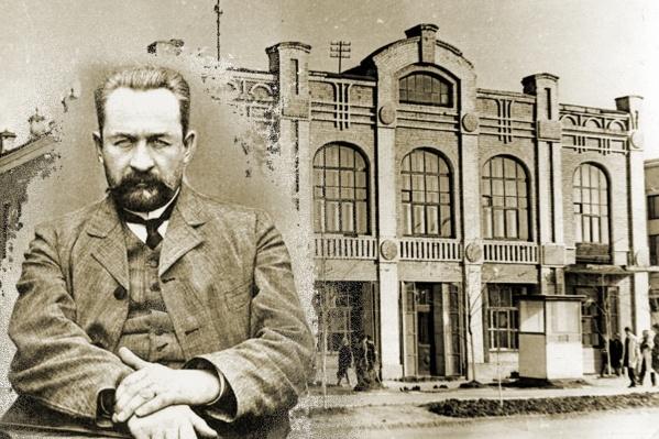 В старинном особняке в центре Тюмени в революционные годы жил первый председатель Временного правительства