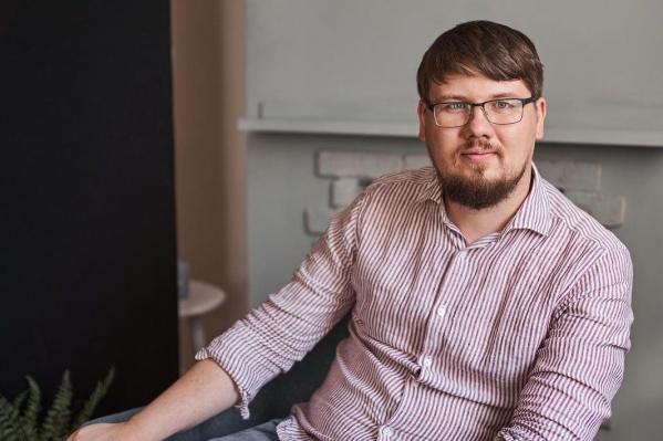 """Павел Зубакин пришел в парк в январе 2020 года, с <nobr class=""""_"""">1 июня</nobr> 2021 года стал его директором"""