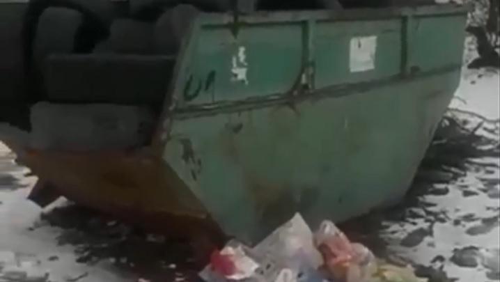 «За что платить, если толку нет?»: улица в поселке на севере Волгограда утопает в мусоре