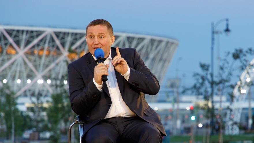Андрей Бочаров отказался уходить в Госдуму