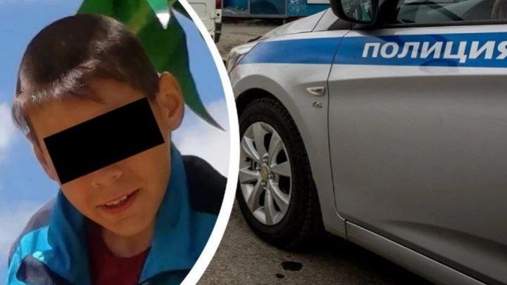 В Новосибирске пропал 11-летний ребенок с обожженными пальцами