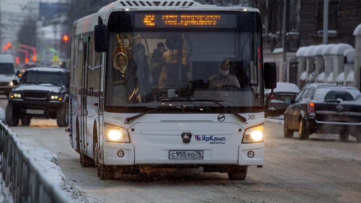В Ярославле вводят «снежный билет»