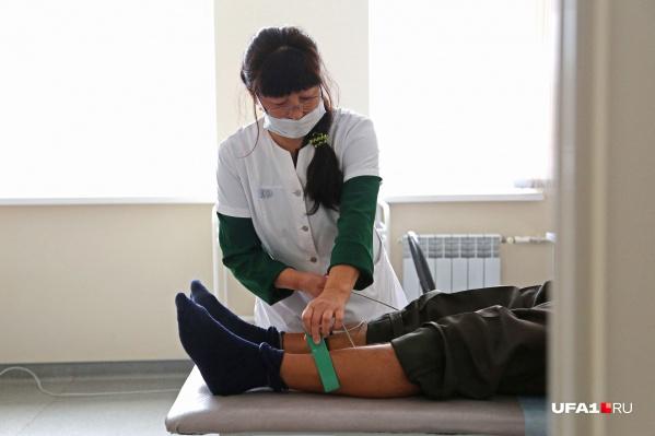Проблемы с кровообращением нашли у 12 тысяч человек