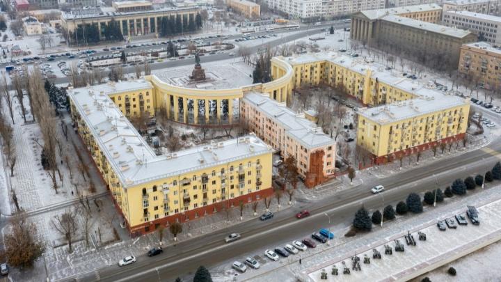 Волгоград и Волгоградская область пережили самую холодную ночь зимы