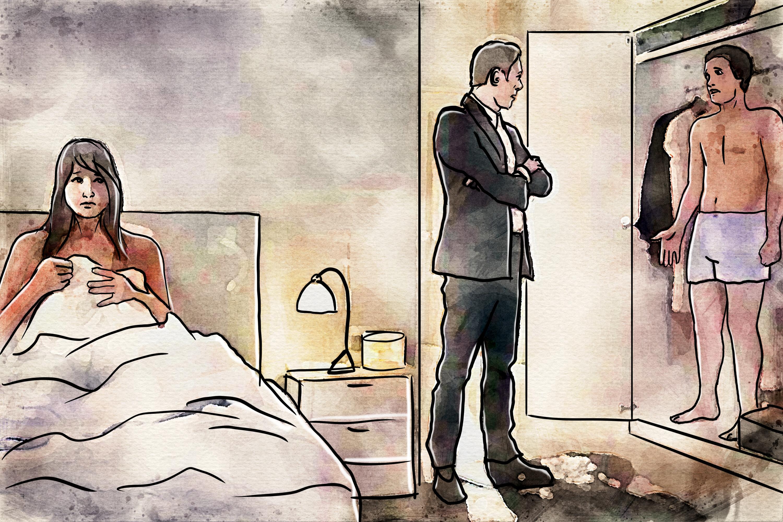 Не всегда женщины идут на измену, только чтобы найти нового мужа