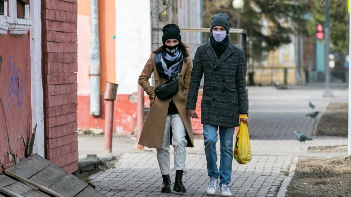 В Красноярске ослабили коронавирусные ограничения. Что изменится с 1 марта