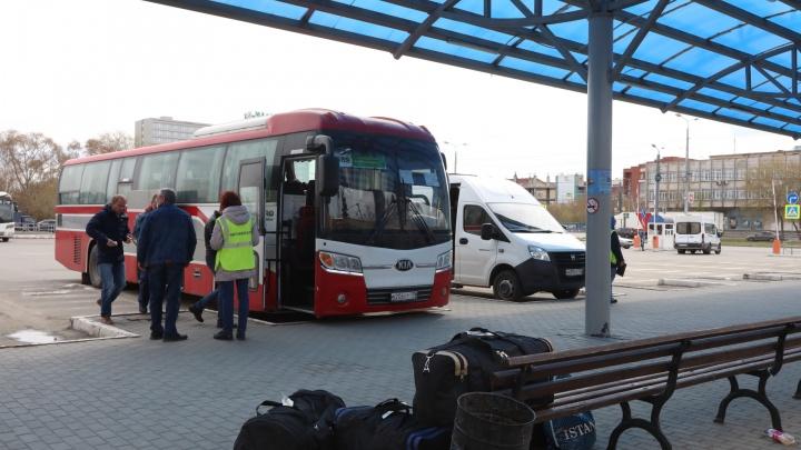 В Челябинске определили дату закрытия автовокзала в ДС «Юность»