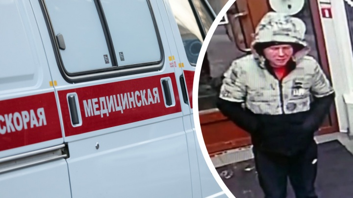 В Красноярске за особо тяжкое преступление разыскивают мужчину: он попал на камеру в павильоне «Крона»