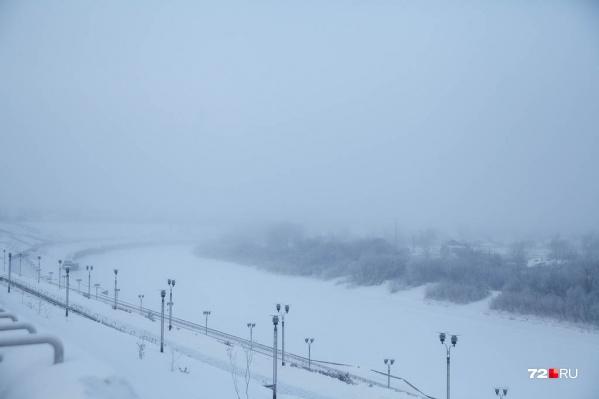 Сегодня непогода в Тюмени продлится целый день