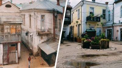 Камергерский переулок: как из разрушенного двора сделали городское пространство