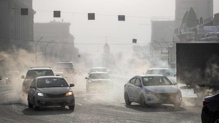 В Новосибирске похолодает до -37 градусов — синоптики рассказали, когда вернется тепло
