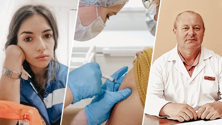 «Кричал и обозвал неучем»: под Волгоградом фельдшеру пригрозили увольнением за отказ сделать прививку от COVID