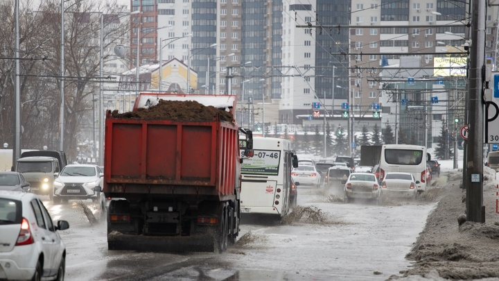Московское шоссе защитят от затоплений