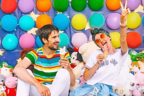 Кристина и Дмитрий Журавлевы производили впечатление счастливой пары