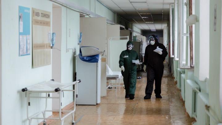 В медицинском профсоюзе опровергли информацию о жалобах медиков из «красной» зоны на понижение зарплат