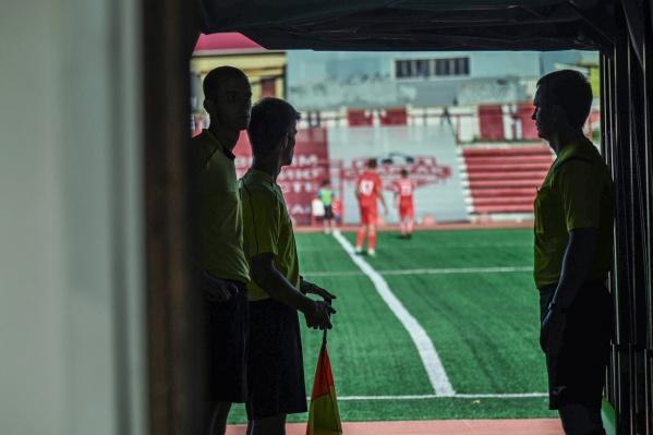 Матч должен был проходить на стадионе в Туймазах