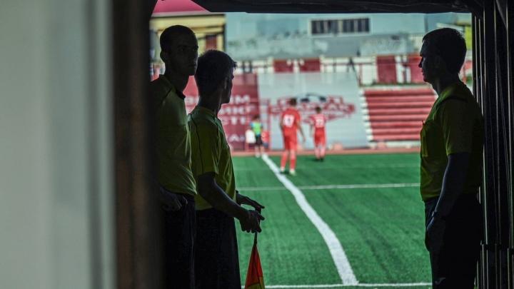 Из-за недостоверных справок о вакцинации в Башкирии отменили матч Футбольной национальной лиги
