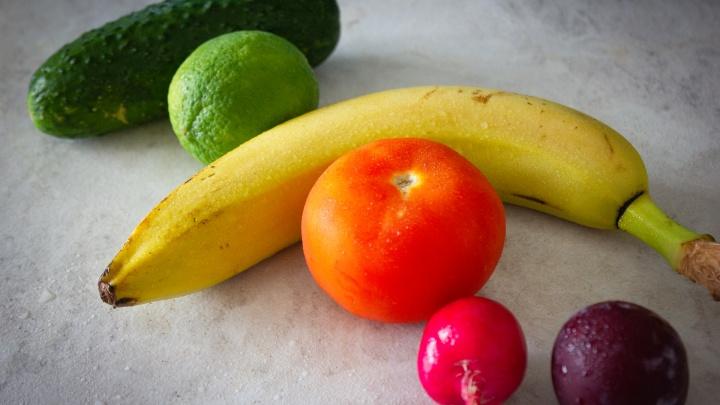 Красный — от депрессий, желтый — для памяти: что цвет может рассказать о продуктах