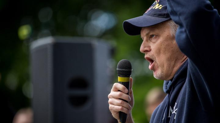 Бывший депутат Госдумы задержан в Новосибирске