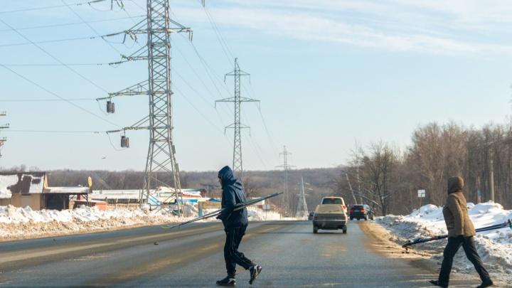 В Самаре ограничат движение транспорта из-за спортивных соревнований