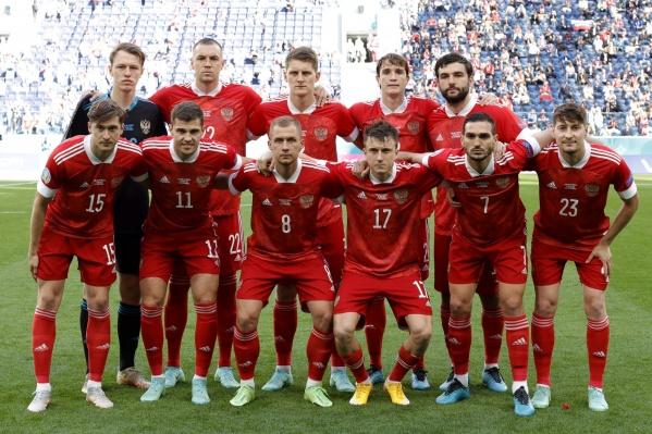 Болеть за сборную России можно будет сегодня в 22:00 мск