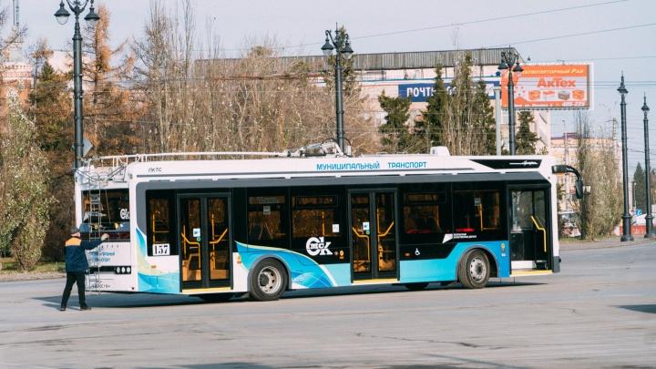 Еще три маршрута в Омске планируют сделать магистральными