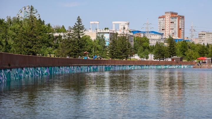 Уровень воды в Красноярске снизился на 35 см. Что будет дальше?