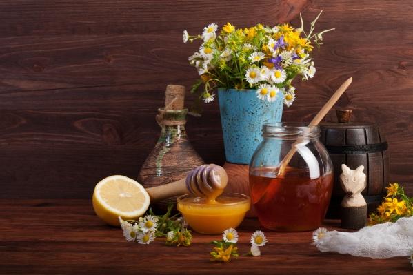 Весной мед особенно полезен