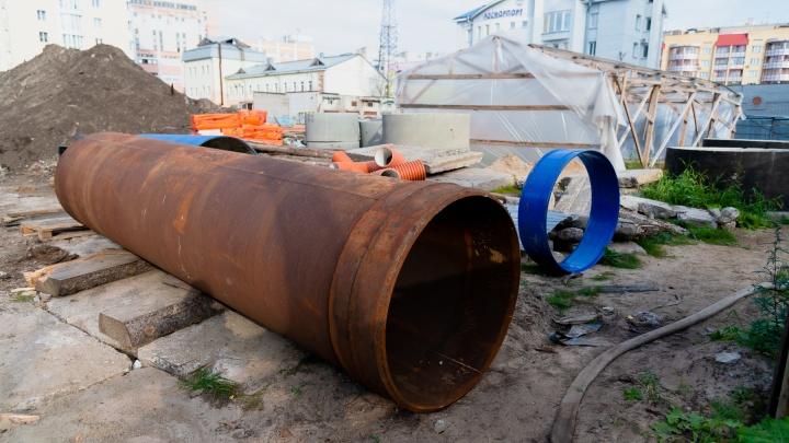 В Архангельске отключат воду: как быть пожилым и инвалидам, которые не смогут выйти к подвозу