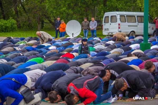 Мусульмане будут отмечать священный праздник