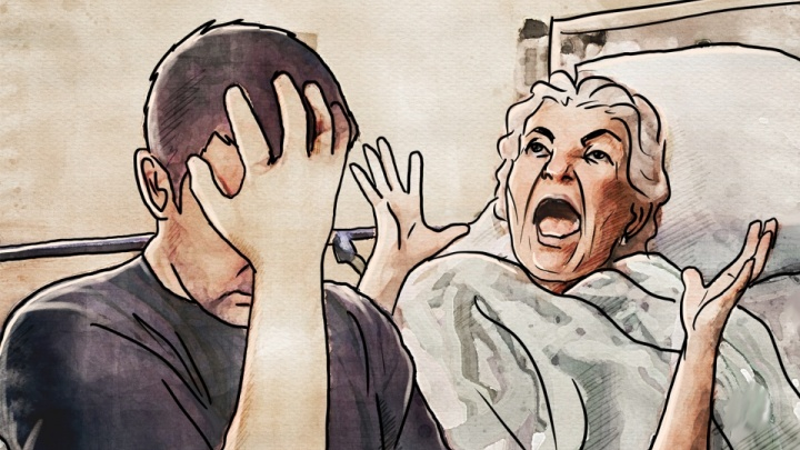 «Болезнь съедает здравый смысл в человеке»: колонка екатеринбурженки, в чью семью пришла деменция