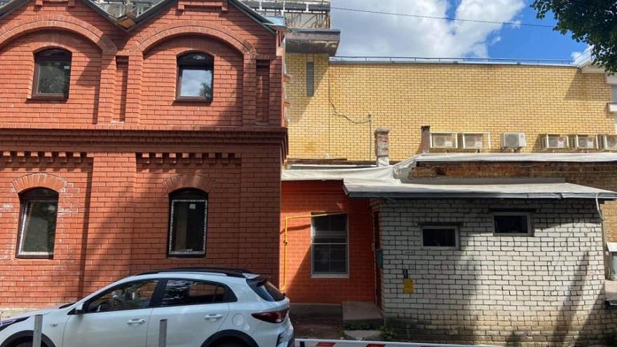 Самострой на месте исторического дома появился в центре Нижнего Новгорода